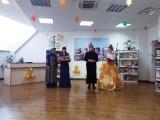Читательский карнавал «Мозаика Осени»