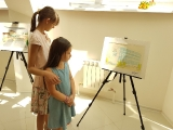 «Грозный вчера, сегодня, завтра» (выставка детского рисунка)