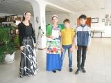 Республиканская программа «Дети и книги: чтение без границ» (Урус-Мартан)